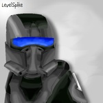Halo Reach Armour set by LevelSpike