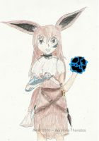 Not all that is Eevee is cute by Agrotera-Thanatos