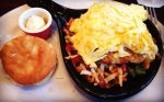Country Cousin Skillet by rcmacdonald