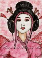 Lovely Geisha by jenely