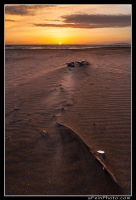 Untitled Sunset Beach by aFeinPhoto-com