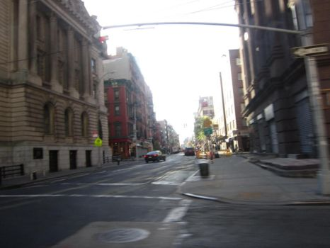 NYC Streets 1 by imposterable