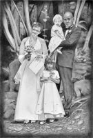 Forrest wedding by Maberg