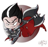 Darius chibi by Starforsaken101
