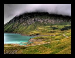 Mont Cenis by Anrold