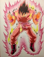 KAIOKEN! by RedDeadRAVAGE