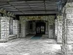 Approach to Henry Ford's Front Door by RRGreiner