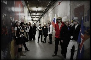 Hetalia - Underground Business by Da-La-Ca
