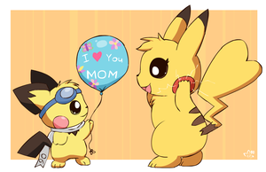 Mother's Day 2014 by pichu90