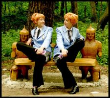 ouran 3 by neko-tin