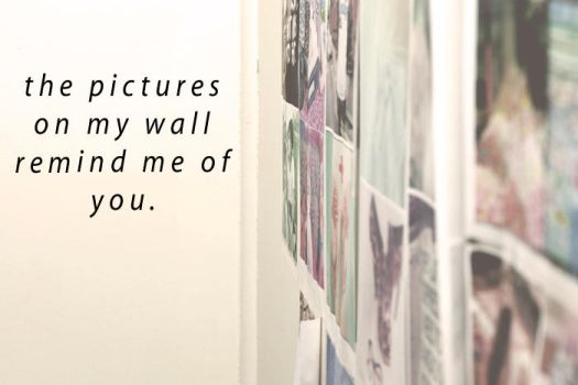 my wall. by cupcake-photographie