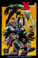MAXIMUM FORCE by Simon Bisley and Dave Elliott by DeevElliott