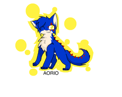 For Aorio by animecat18
