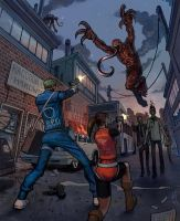 Resident Evil 2 by electronicron