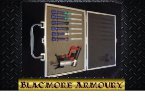 Nerf Tranquilizer gun by Blackmore-Armoury