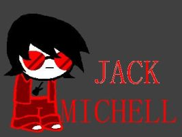 Jack Michell by MikeKnightID96