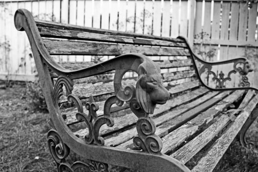 Benched by MannyMcFly