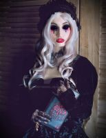 Lolita Doll with Tragic Beautiful by MoofyModel