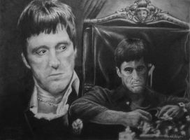 scarface by thunder2165
