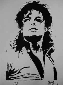 the king of pop by blubviss