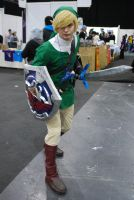 Link he come to town.... by TwilightImp