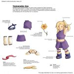 Chibi Dictionary - Ino by soltian