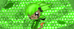Mint the chespin by Aquanity505