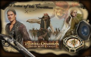 Pirates OT Caribbean Wallpaper by marty-mclfy