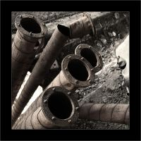 rusty pipes for my darling by Tommy-Noker