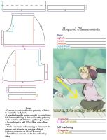 Poofy Shorts Pattern Template by YumeLifeCosplay