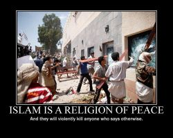 Islam is a religion of peace by fiskefyren