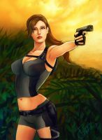Tomb Raider - Underworld by TanyaGreece