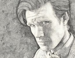 The eleventh Doctor by Artimide