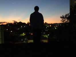 Urban Silhouette by Falcoliveira