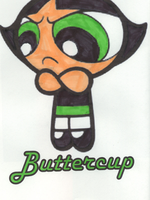 Buttercup by NikkiKino