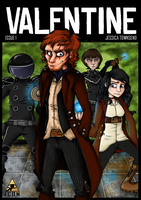 Valentine - Front Cover by Jessbinx