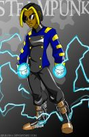 Voltage steampunk'd by Aeolus06