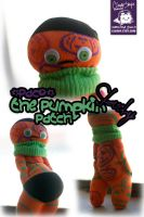 Paco the Pumpkin Patch Slouchy by cleody