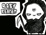 Baby Reaper by SrGrafo