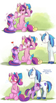 foal-sitter Cadance by Ende26