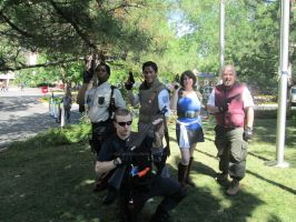 S.T.A.R.S. at NDK 2013 by bloodsteelangel