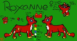 Roxanne Ref by Tinkerbell54011