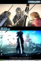Final Fantasy VII: Crisis Core by Miyavi-Is-Spiggys