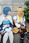 Sayaka and Mami - Complicity by ALIS-KAI