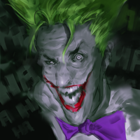 Joker by danielmchavez