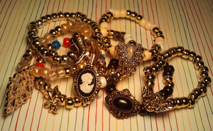 Golden Age Kandi by anne-t-cats