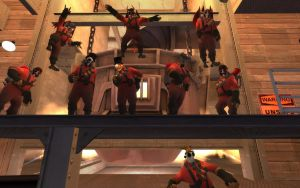 My PYRO Loadouts by impostergir007