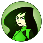 Kim Possible Fan Art  Shego by EsmeArmitage Ads Phoenix Adult Massage & Spa