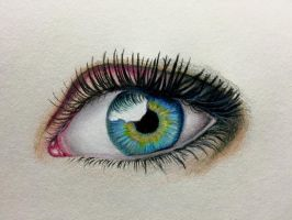 The Eye by EveRuby