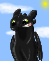 Toothless by MQSdwz35